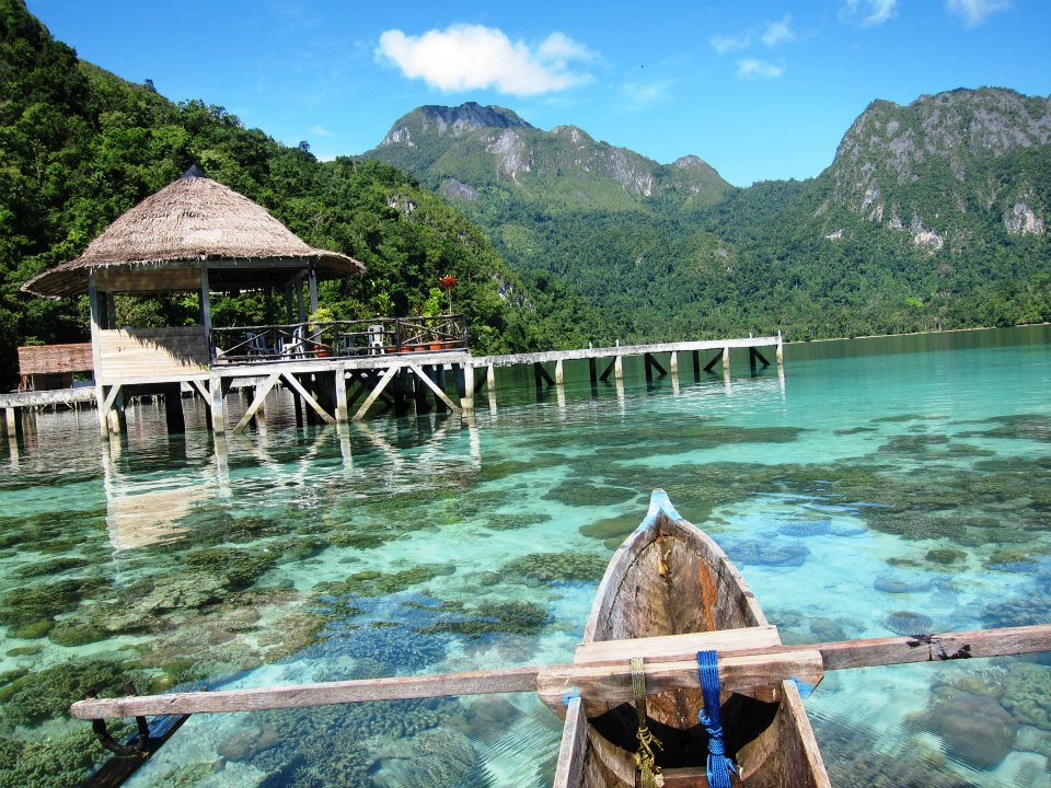 Kakaban Paket Trip Exotic Mollucas Pantai Ora Pulau Seram Maluku